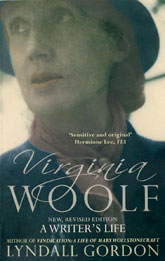 front cover of Virginia Woolf: A Writer's Life,