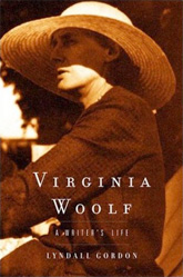 front cover of Virginia Woolf: A Writer's Life, US edition