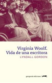 front cover of Virginia Woolf: A Writer's Life, Spanish edition