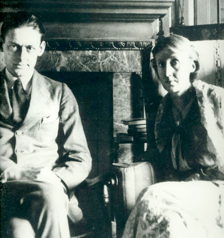 Eliot and Woolf together