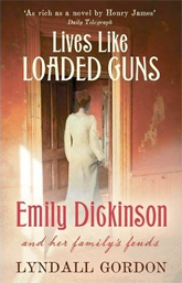 front cover of Lives Like Loaded Guns: UK cover